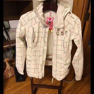 Burton 4 season jacket size M